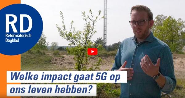 """Video Interview Techthics met het Reformatorisch Dagblad: """"Hoe ga je als christen om met nieuwe technologie?"""""""